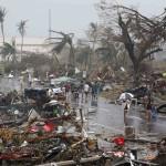 Ang Hagupit ng Bagyong Yolanda
