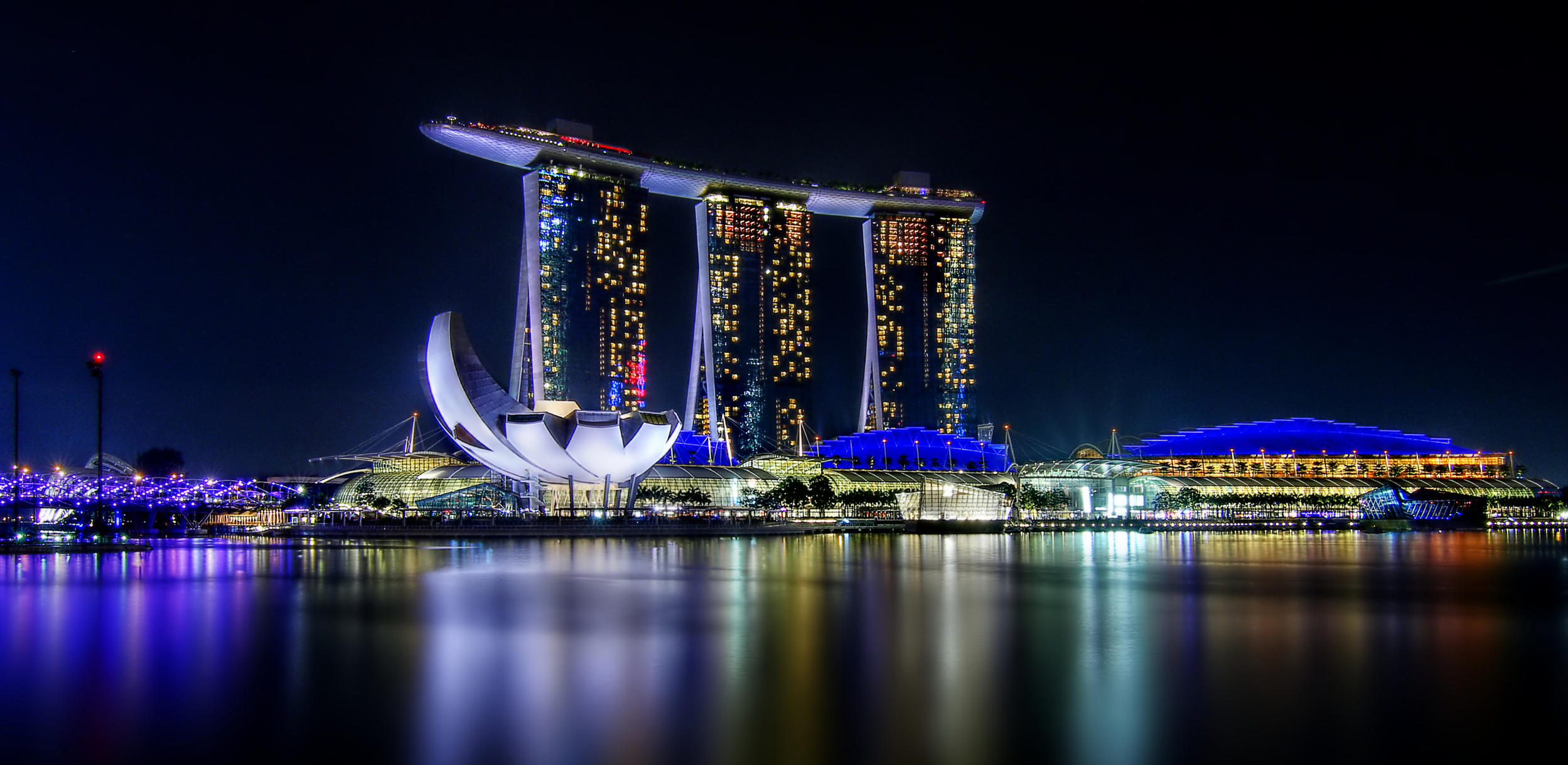 Marina Bay Sands is One Big Foreign Direct Investment