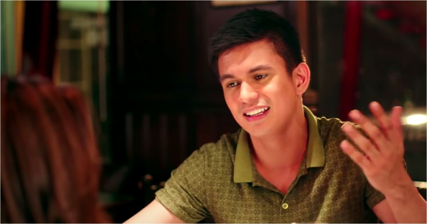 NEWSFLASH! Pinoy Showbiz heart-throb TOM RODRIGUEZ is a solid Constitutional Reform advocate!