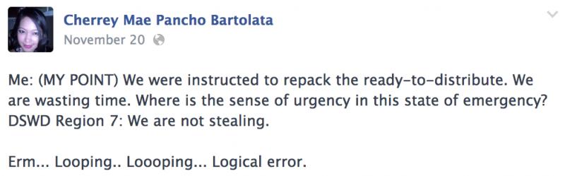 logical error