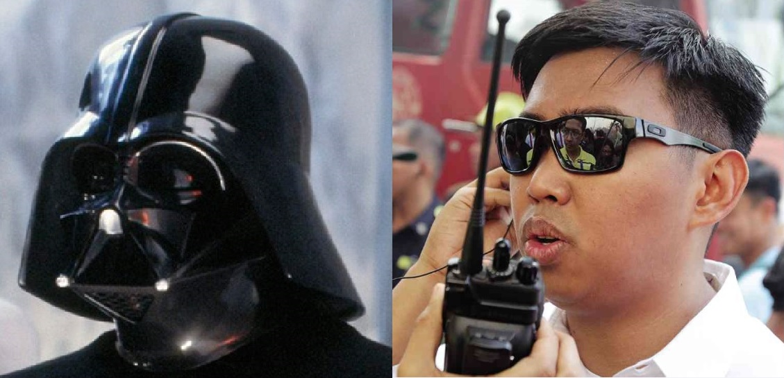 Dark Lord of the City and the Sith