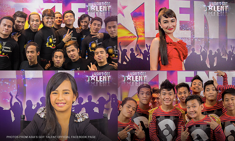 Asias-Got-Talent 4 Pinoy finalists