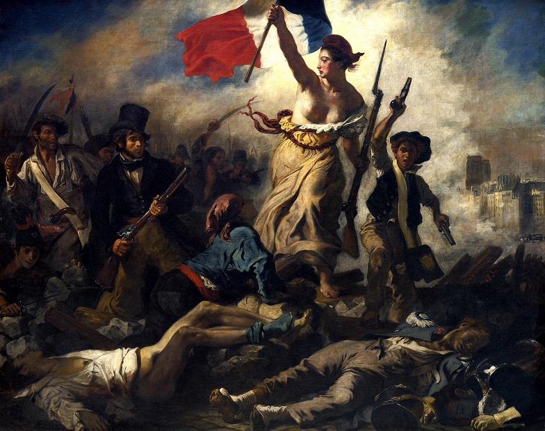 Eugène_Delacroix_-_La_liberté_guidant_le_peuple (smaller)