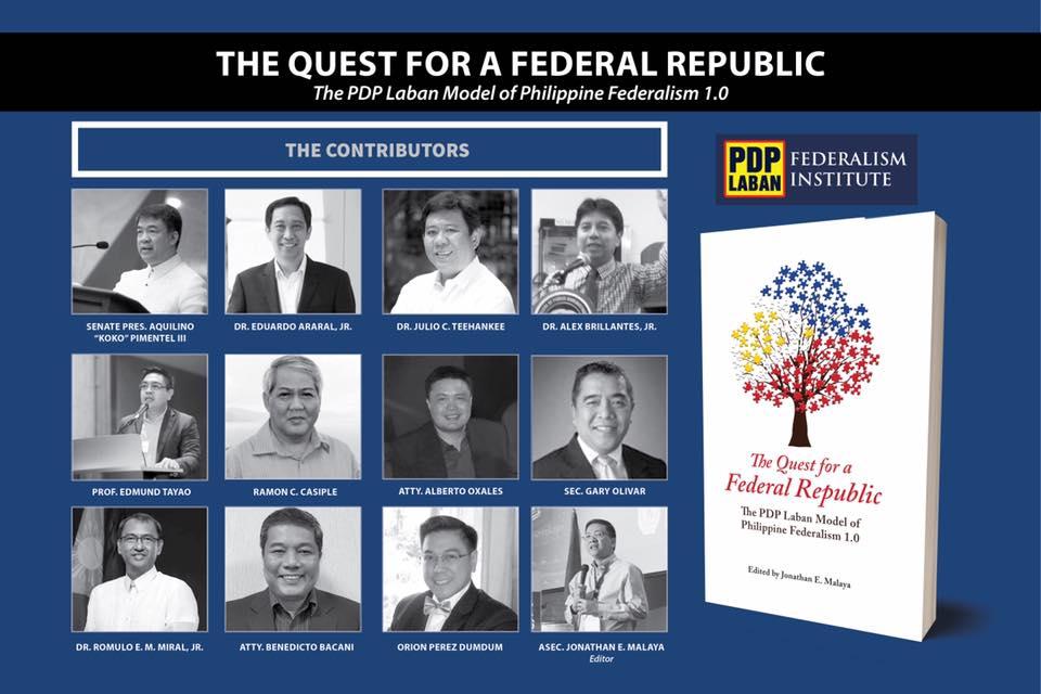The PDP-Laban Federalism Executive Summary