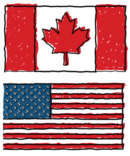 The Differing Federalisms of Canada and the United States